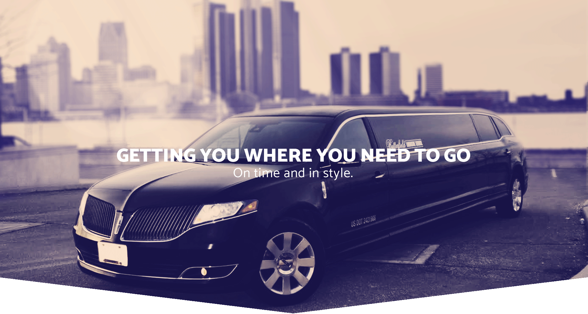 limo services in Toronto